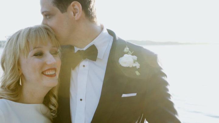 między deskami, ślub nad jeziorem, film ślubny olsztyn, film ślubny warmia, luźny ślub,