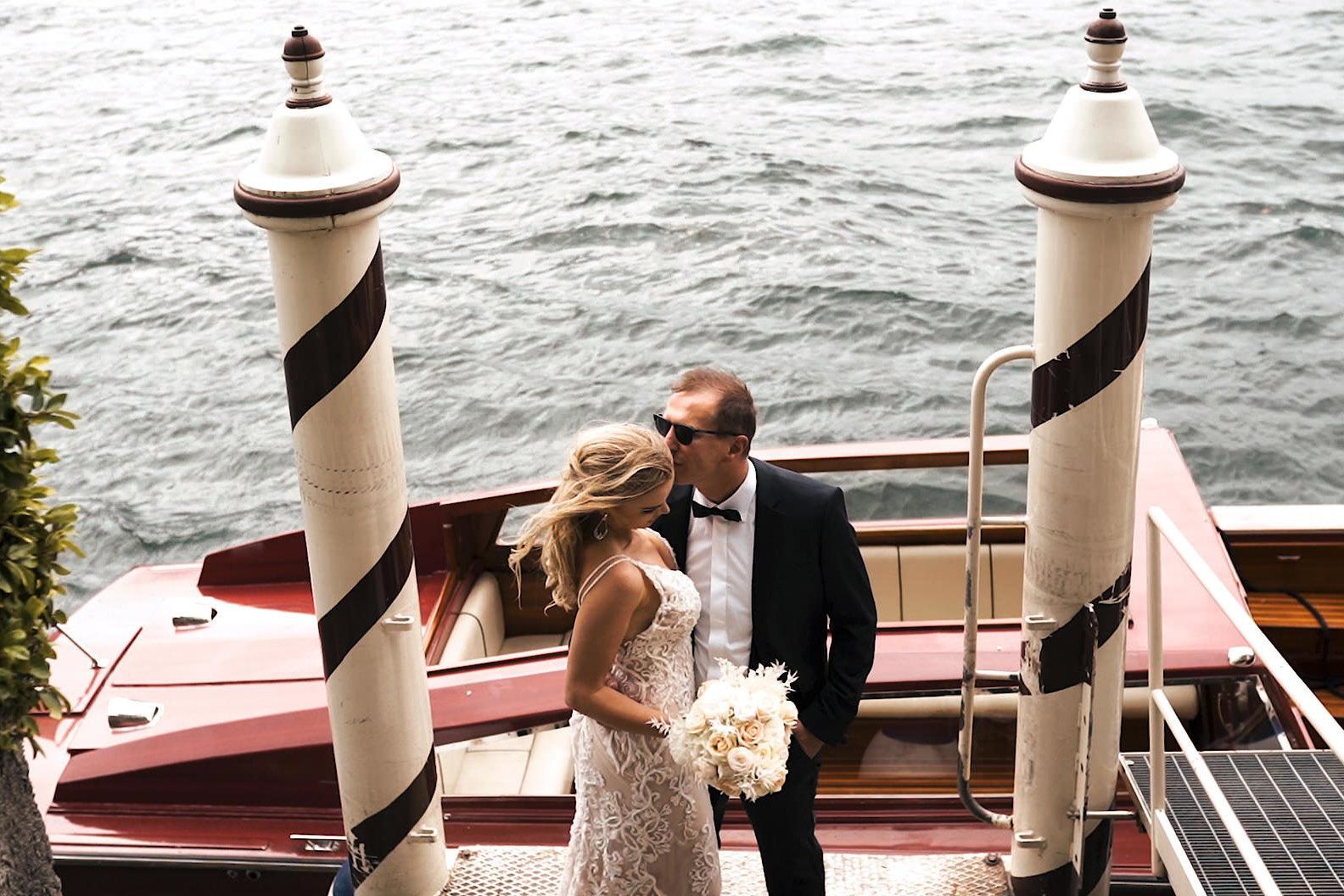Ślub nad Jeziorem Como